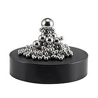 Anti Stress With Magnetic Balls | 160 Magnetic Balls of Different Sizes- Desk Decoration Magnetic Sculpture Toy