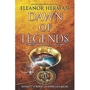 Dawn of Legends (Blood of Gods and Royals)