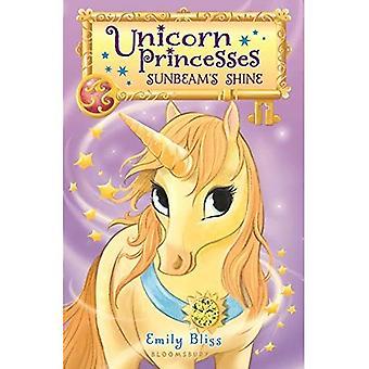 Unicorn prinsessen 1: Sunbeam van Shine (Unicorn prinsessen)