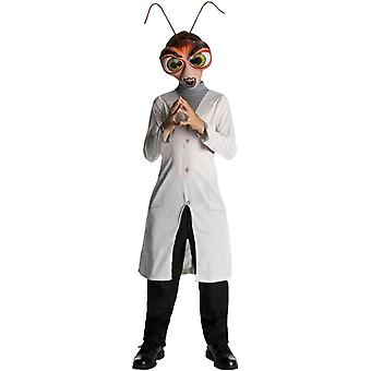 Dr Cockroach Monsters Vs Aliens Child Costume