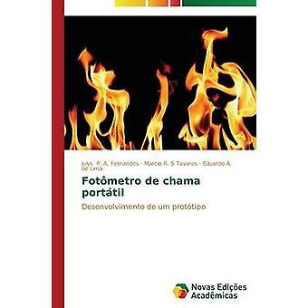 Fotmetro de Chama Porttil durch P. A. Fernandes Julys