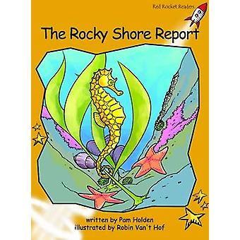 Red Rocket Readers - Fluency Level 4 Fiction Set B - The Rocky Shore Re