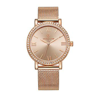 Montre en or rose de Timothy Stone femmes s INDIO