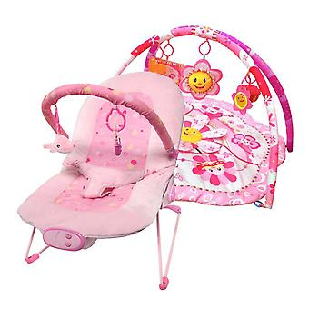 LaDiDa Babysitter und Baby Gym Pink Little Star Paket Angebot