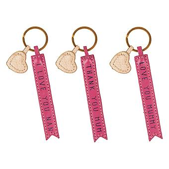 Mother's Day Keyring  Supplied At Random