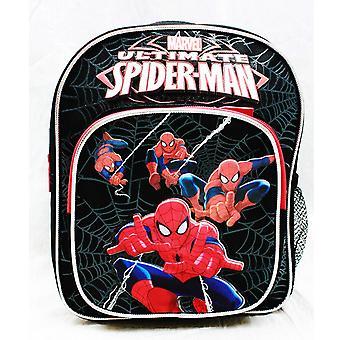 Mini Rygsæk - Marvel - Spiderman Aktivitet Black School Bag us24793