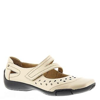 ARRAY Womens Breeze Leather Square Toe Loafers