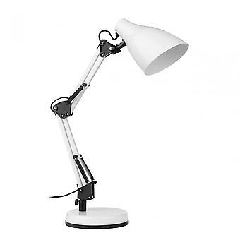 Premier Home Table Lamp, Metal, White