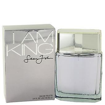 Ik ben koning eau de toilette spray door Sean John 454878 100 ml