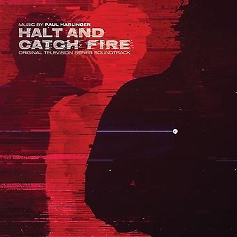 Paul Haslinger - Halt & Catch Fire / O.S.T [CD] USA import