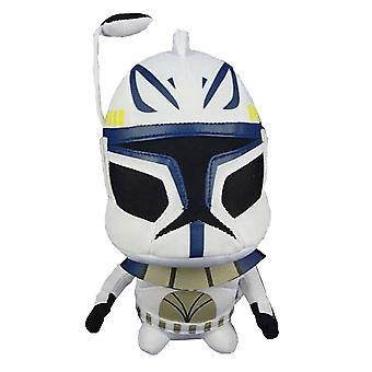 Star Wars the Clone Wars Captain Rex Deformed Plush