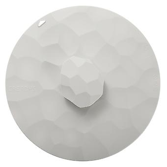 Silicone Suction Cap Small in Grey 112mm Diameter