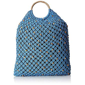 s.Oliver (Bags) 39.904.94.2893WomenHand BagBlue (Light Blue) 2x32x30 centimeters (B x H x T)