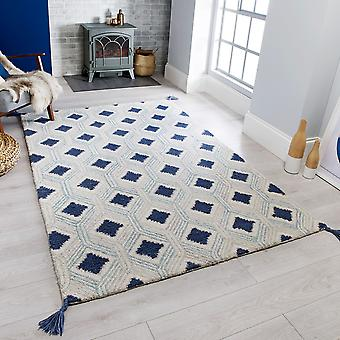 Nappe Marco Rugs In Blue