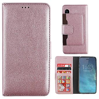 iPhone X و Xs Case Pink - حافظة