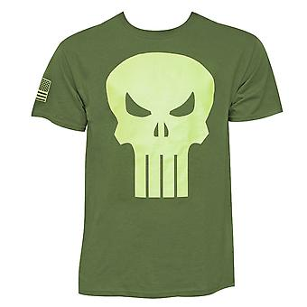 Punisher Salute to Service Men's T-Shirt