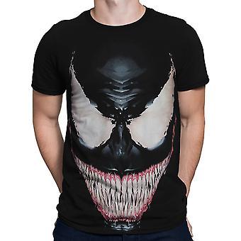 Venom Sinister Smile miesten ' s T-paita