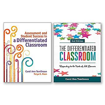 Differentiated Instruction 2-Book Set - The Differentiated Classroom -