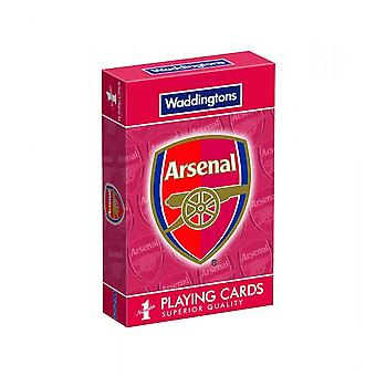 Cartões de jogo do Arsenal FC
