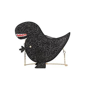 Chok Black Dinosaur Bag
