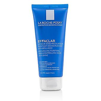 La Roche Posay Effaclar Unclogging Purifying Sebo-control Mask - 100ml/3.3oz