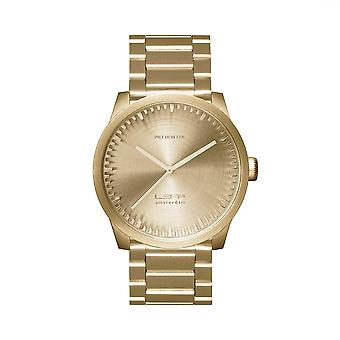 Leff Amsterdam LT71103 S38 Brass Tube Wristwatch