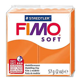 Fimo Soft Modelling Clay, Mandarin, 56/57 g