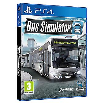 Bus Simulator PS4 Game