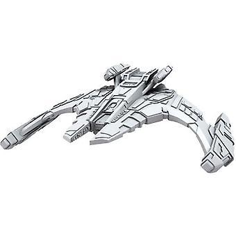 Star Trek Deep Cuts ongeverfd schepen Jem ' Hadar Battle Cruiser (pak van 6)