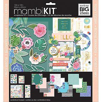 Me & My Big Ideas Page Kit 12