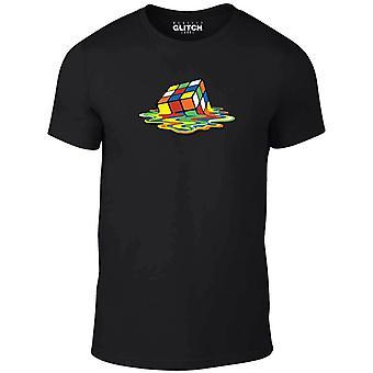 メン&アポス;sルビックキューブTシャツ