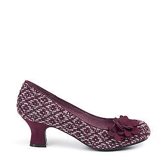 Ruby shoo vrouwen ' s Petra mid hak Hof schoen pompen & bijpassende Bari tas