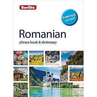 Berlitz Phrase Book  Dictionary RomanianBilingual dictiona