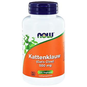 Kattenklauw 500 mg (100 vegicaps) - JETZT Lebensmittel