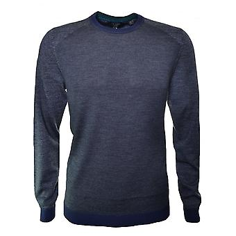 Grey Marl Cambell cavalier Ted Baker masculine