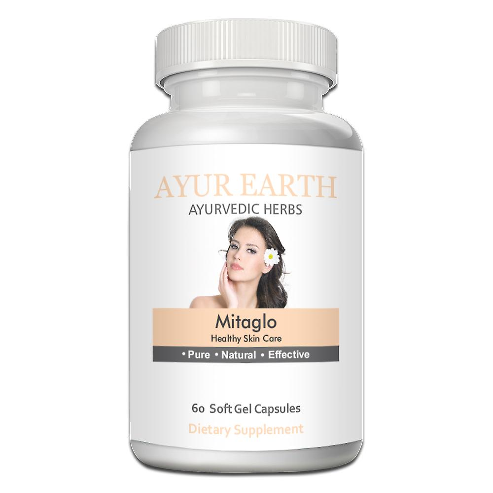 AYUR EARTH Mitaglo Healthy Skin Care Ayurvedic Supplements