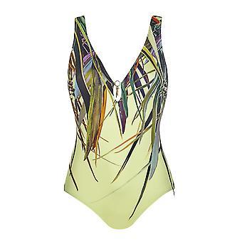 Opera 62004-99 Women's Tropical Vibes Multicoloured Swimsuit