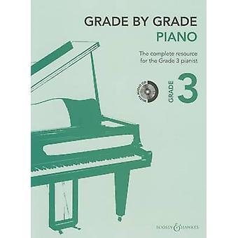 Grade by Grade  Piano  Grade 3 by Edited by Ian Farrington Hal Leonard Publishing Corporation