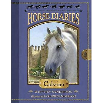 Horse Diaries 14 by Robinson & Whitney A.