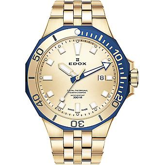 Edox 53015 357JBUM DI Delfin  Horloge
