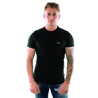 Polizei Kildy 6484 Halbarm T-shirt - schwarz