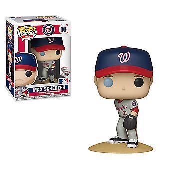 MLB Max Scherzer Pop! Vinyl