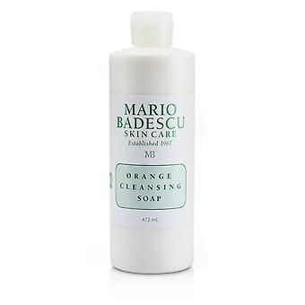 Orange cleansing soap   for all skin types 472ml/16oz