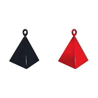 Qualatex Plastic piramide ballon gewicht