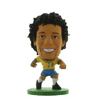 Soccerstarz Brazil Marcelo Vieira Home Kit