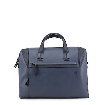 Piquadro الأصلي الرجال كل سنة حقيبة - اللون الأزرق 32634