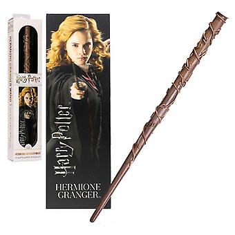 Hermione Grangers Magic Wand and 3D bookmark