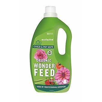 Organické Wonder feed koncentrát 1,5 L Ecofective