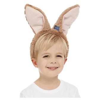 Enfant Peter Rabbit Headband Fancy Dress Accessoire