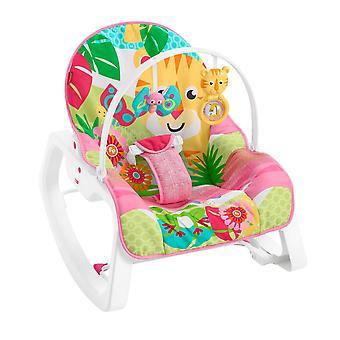 Fisher-Price, Vibrerande Babysitter - Rosa